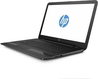 "HP Notebook 17-x006no 17,3"" -kannettava Win 10, Musta"