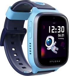 Xplora 4  -kellopuhelin , sininen