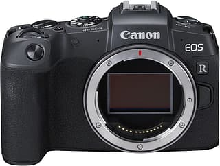 Canon EOS RP -mikrojärjestelmäkamera