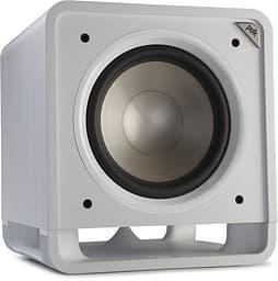 Polk Audio HTS 12 Subwoofer, valkoinen