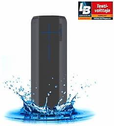 UE MEGABOOM -kannettava Bluetooth-kaiutin, musta