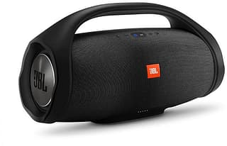 JBL Boombox -Bluetooth-matkakaiutin, musta