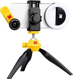 Kodak Smartphone Photography Kit -valokuvaussetti puhelimille