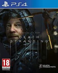 Death Stranding -peli, PS4