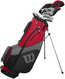 Wilson Pro Staff SGI -golfmailasetti, standard, oikeakätinen