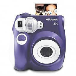 Polaroid Pic-300 analoginen pikakamera, violetti
