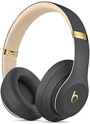 Beats Studio3 Wireless Skyline -Bluetooth-kuulokkeet, savunharmaa