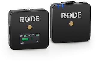 Rode Wireless GO -langaton mikrofonijärjestelmä
