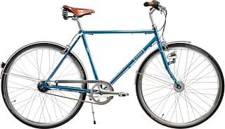 """Baana Eira 28"""" -kaupunkipyörä, 8-vaiht., petroolinsininen"""