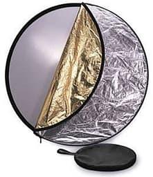 Falcon Eyes 107cm pyöreä 5-in-1 kokoontaittuva heijastin/diffuusori