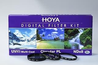 Hoya 49 mm suodatinpaketti