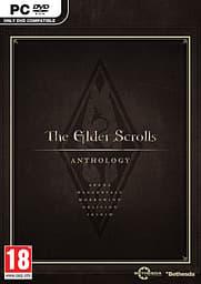 The Elder Scrolls - Anthology PC-peli