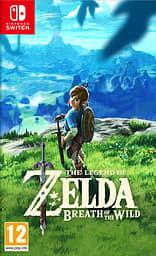 The Legend of Zelda - Breath of the Wild -peli, Switch