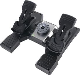 Logitech Saitek Pro Flight Rudder Pedals -peräsinpolkimet