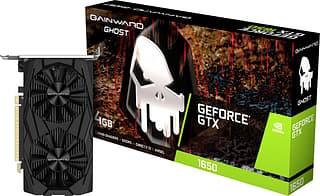 Gainward GeForce GTX 1650 Ghost -näytönohjain PCI-e-väylään