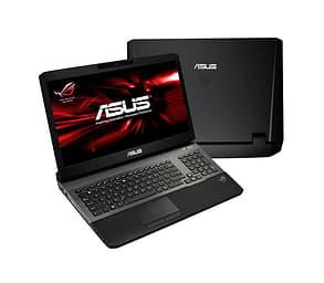 """Asus G75VW 17.3"""" FHD/i7-3630QM/GTX 660M/8GB/750GB/Windows 8 64-bit -kannettava tietokone"""