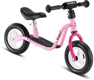 PUKY LR M -potkupyörä, vaaleanpunainen