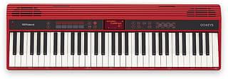 Roland GO:KEYS -kosketinsoitin, punainen