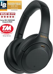 Sony WH-1000XM4 -Bluetooth-vastamelukuulokkeet, musta