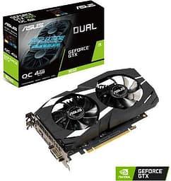 Asus GeForce DUAL-GTX1650-O4G -näytönohjain PCI-e-väylään