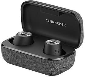 Sennheiser Momentum True Wireless 2 -Bluetooth nappikuulokkeet, musta