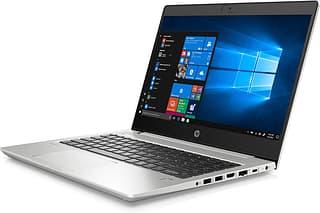 """HP ProBook 445 G7 14"""" -kannettava, Win 10 Pro 64-bit, hopea"""