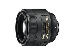 Nikon AF-S Nikkor 85 mm f/1.8G teleobjektiivi