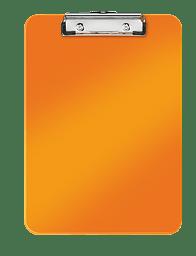 Leitz WOW -kirjoitusalusta, oranssi