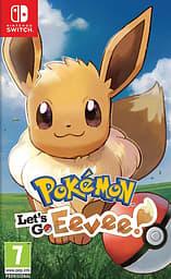 Pokémon: Let's Go, Eevee! -peli, Switch