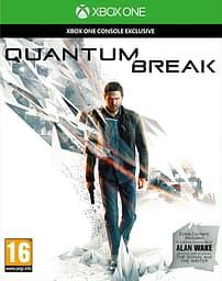 Quantum Break -peli, Xbox One