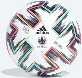 Adidas Uniforia Pro -jalkapallo, valkoinen, koko 5