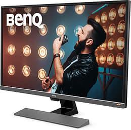 """BenQ EW3270U 31,5"""" 4K -näyttö"""