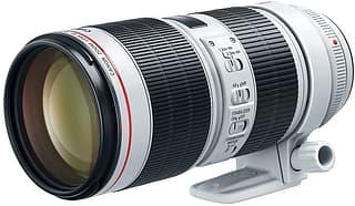 Canon EF 70-200 f/2,8 L IS III USM -teleobjektiivi