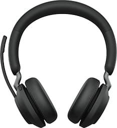 Jabra Evolve2 65 Stereo LINK380C -langaton headset, UC, musta