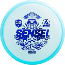 Discmania Active Premium Sensei -putteri, sininen