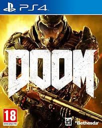 DOOM-peli, PS4