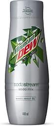 Sodastream Mountain Dew Diet 440 ml -virvoitusjuomatiiviste