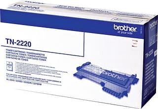 Brother TN2220 -laservärikasetti, musta