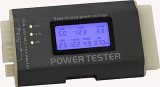 DeLOCK Power Supply Tester III -virtalähdetesteri