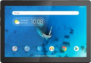 "Lenovo Tab M10 HD - 10,1"" 32 Gt LTE-tabletti, musta"