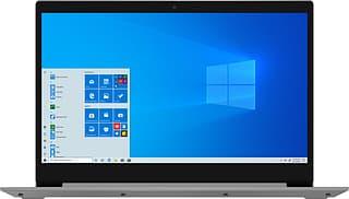 """Lenovo IdeaPad 3 17,3"""" kannettava, Win 10 64-bit, harmaa"""
