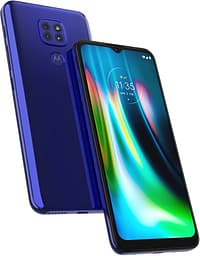 Motorola Moto G9 Play Android-puhelin, dual-sim, sininen