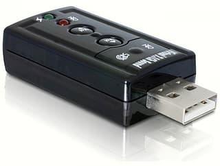 DeLOCK Sound 7.1 -USB-äänikortti