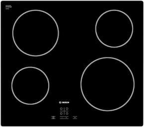 Bosch PKE611D17E Serie 4 -keraaminen keittotaso