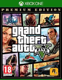 Grand Theft Auto V - Premium Online Edition -peli, Xbox One