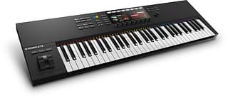 Native Instruments Komplete Kontrol S61 MKII MIDI-koskettimisto USB-väylään