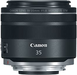 Canon RF 35mm f/1.8 IS Macro STM -objektiivi
