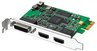 Blackmagic Design Intensity Pro videokortti PCI-E-väylään