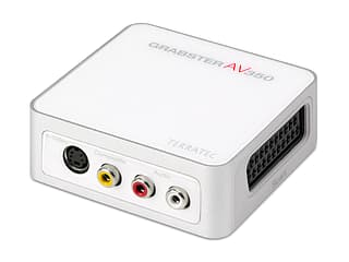 TerraTec Grabster AV 350 MX USB-videokaappari + MAGIX Movies on DVD TerraTec Edition -ohjelmisto