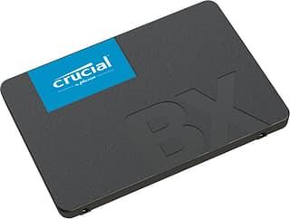 "Crucial BX500 240 Gt SATA III SSD 2,5"" -SSD-kovalevy"